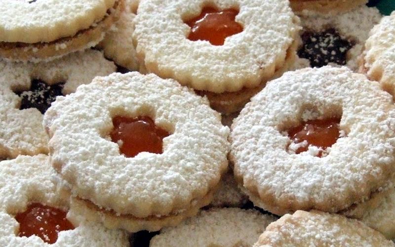 Biscotti Di Natale Tirolesi.Spitzbuben Tirolesi Sottocoperta Net