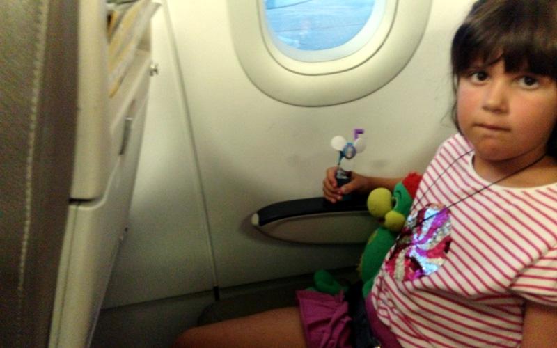 Bambini in aereo i nostri consigli sottocoperta