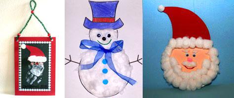 Lavoretti Di Natale Con Cartoncini Colorati.Lavoretti Di Natale Sofficiosi Sottocoperta Net