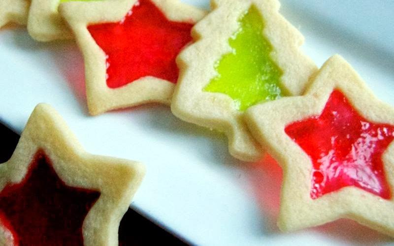 Biscotti Di Natale Effetto Vetro.Biscotti Di Natale Effetto Vetro Sottocoperta Net