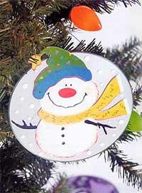 Lavoretti Di Natale Con Cd Usati.Albero Di Natale Con Cd Riciclati Sottocoperta Net