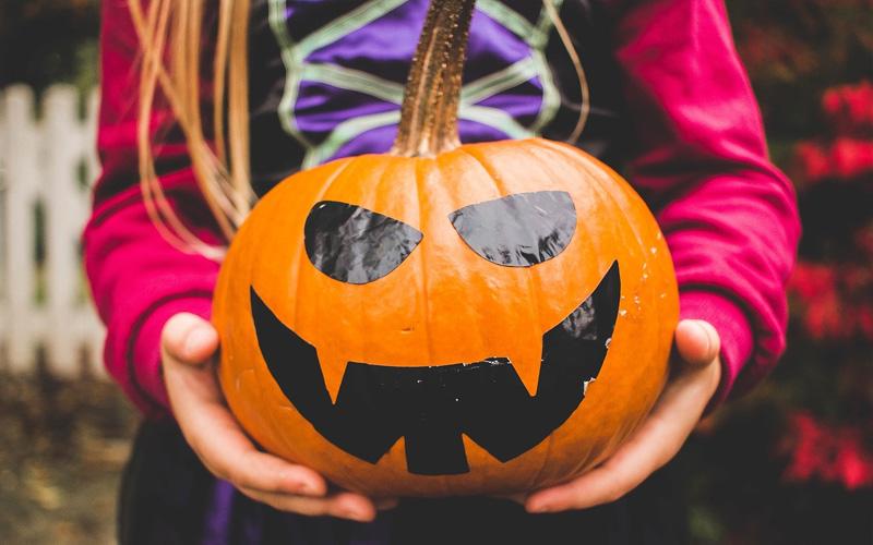 La festa dei più piccoli  una giornata… da brivido!   . Halloween Party cc00c06e1f67