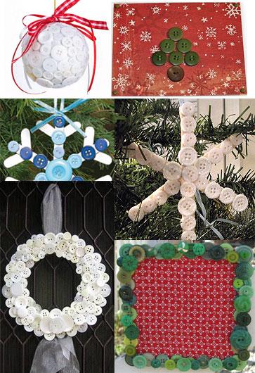 Lavoretti Di Natale Con I Bottoni.Lavoretti Di Natale Con I Bottoni Sottocoperta Net
