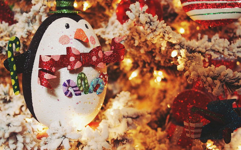 Lavoretti Di Natale Gratis.Lavoretti Di Natale Pinguini Sottocoperta Net