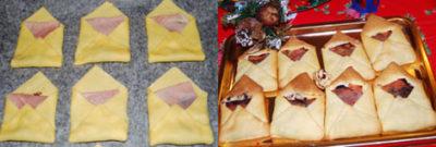 Antipasti Di Natale Divertenti.Antipasti Di Natale Divertenti Con La Pasta Sfoglia Sottocoperta Net