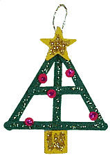 Lavoretti Di Natale Con I Bastoncini Del Gelato.Lavoretti Di Natale Con I Bastoncini Del Gelato