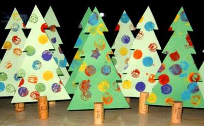 Lavoretti Di Natale Tappi Sughero.Lavoretti Di Natale Con I Tappi Di Sughero Sottocoperta Net