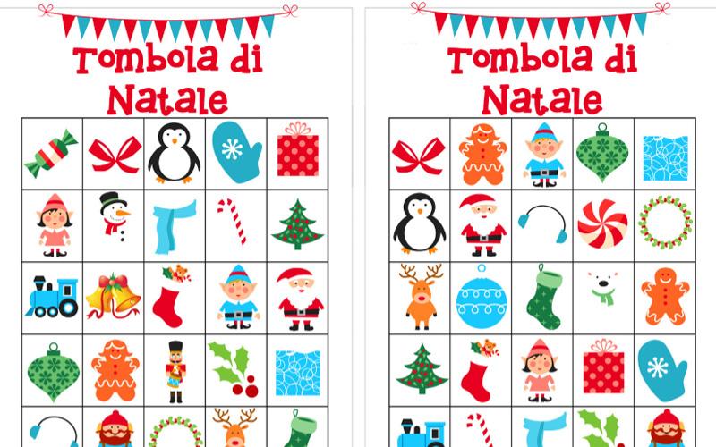 Tombola Di Natale Dei Bambini Sottocoperta Net