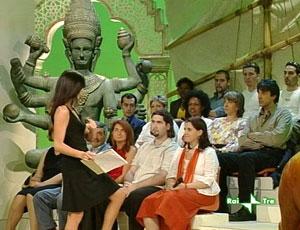 Ed eccoci ospiti alla trasmissione. Vicino a noi alcuni tra i navigatori di Sottocoperta.net