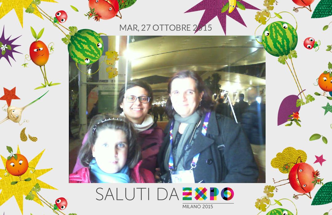 Saluti da Expo 2015