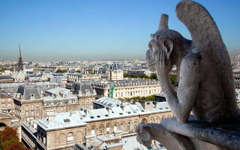 Parigi on top: i punti panoramici più belli della Ville Lumière