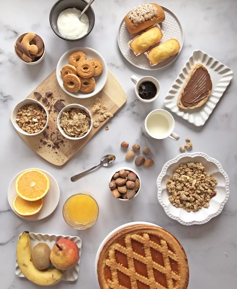 Instagram a colazione