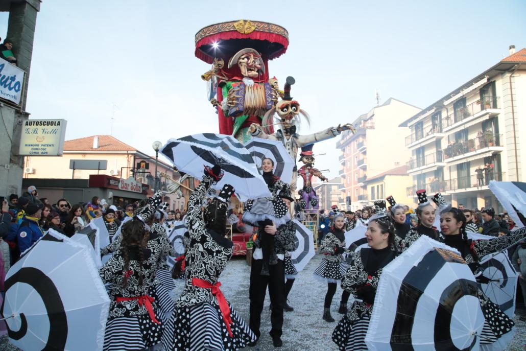 Carnevale Santhia