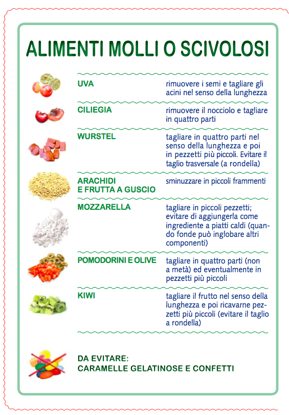 Alimenti per bambini
