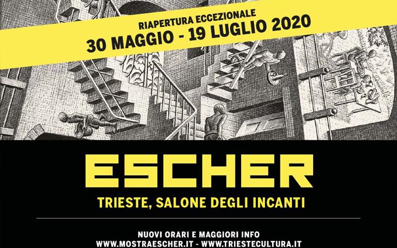 Escher a Trieste
