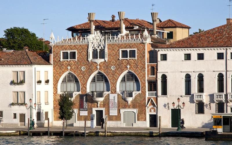 Casa dei Tre Oci di Venezia
