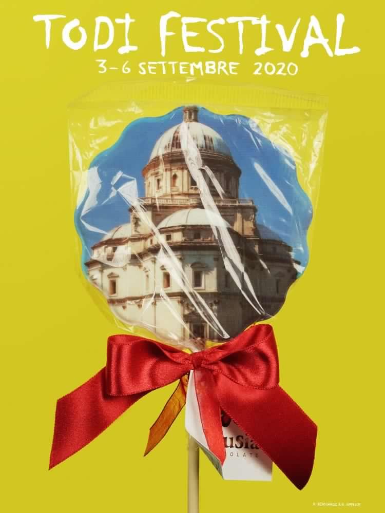 XXXIV EDIZIONE DI TODI FESTIVAL, DAL 3 AL 6 SETTEMBRE 2020