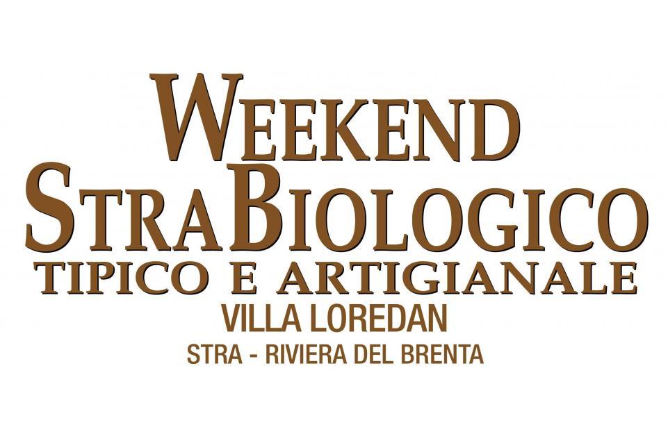 Weekend Strabiologico - Stra (VE) Riviera del Brenta