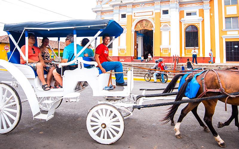 Un viaggio nel tempo: le città coloniali del Centroamerica