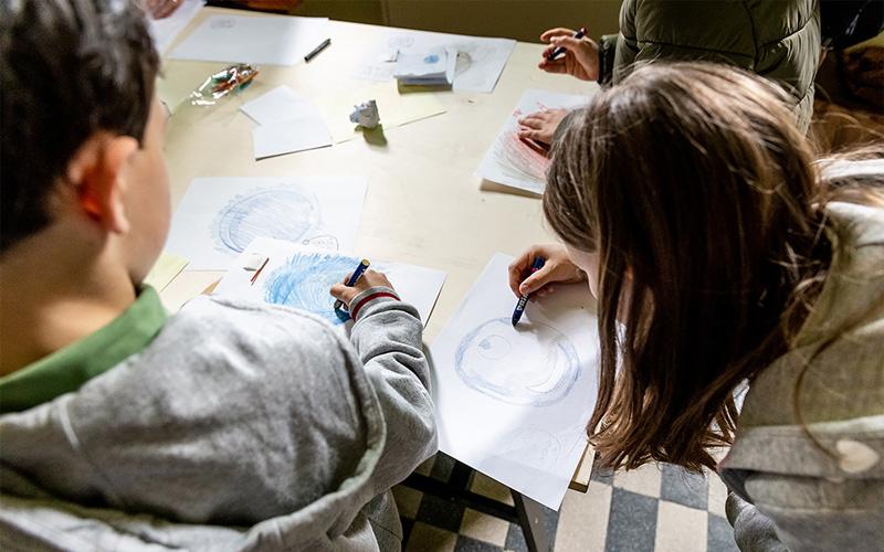 Firenze dei bambini Grammatica della fantasia 3 e 4 ottobre 2020
