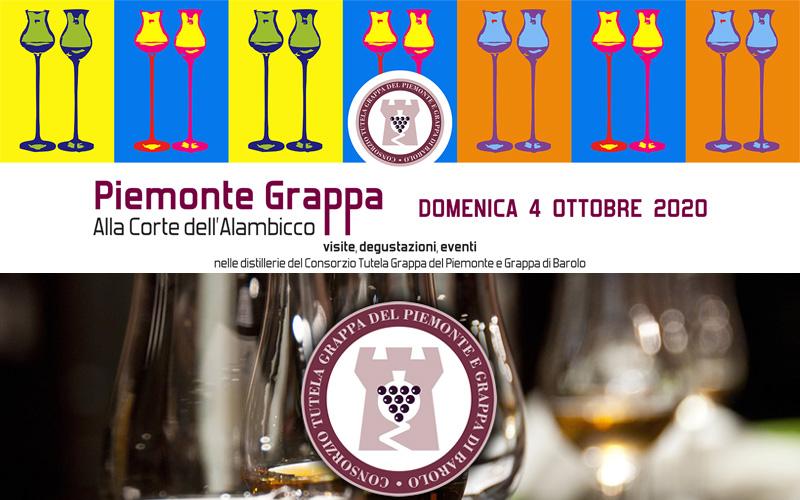 """Una domenica in distilleria per """"Piemonte Grappa"""""""