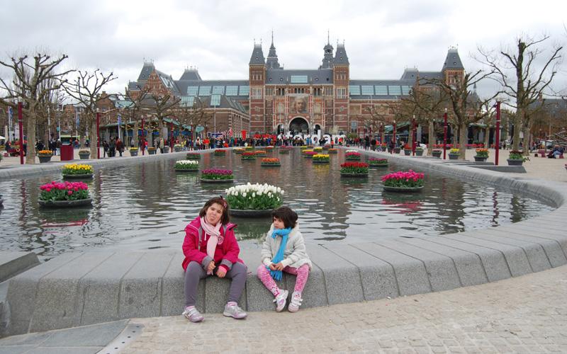 Il museo dedicato a Van Gogh ad Amsterdam, per famiglie